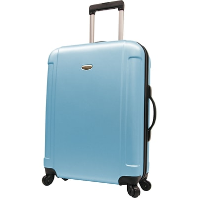 Travelers Choice® TC2400 FREEDOM 29 Hard-Shell Wheeled Upright Luggage Suitcase, Blue