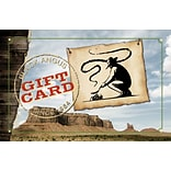 Black Angus Gift Card, $50