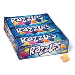 Razzles; 1.4 oz. Bag, 24 Bags/Box