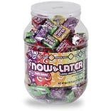 Now & Later Candy, 365 Pieces/Jar