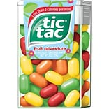 Tic Tac® Mints, Fruit Adventure, 12 Packs/Box