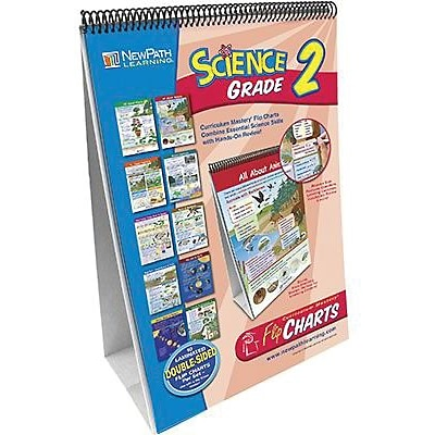 New Path Learning® Flip Charts, Grade 2