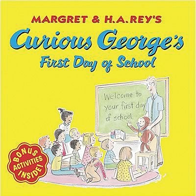 Curious George® Books, Curious Georges First Day of School