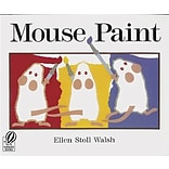 Classic Childrens Books, Mouse Paint, Paperback