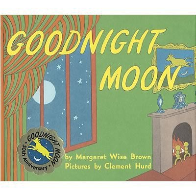 Classic Childrens Books, Goodnight Moon, Paperback