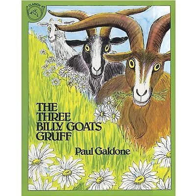 Classic Childrens Books, The Three Billy Goats Gruff
