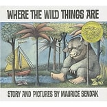 Classic Childrens Books, Where the Wild Things Are, Paperback