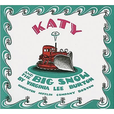 Carry Along Book and CD Sets, Katy and the Big Snow