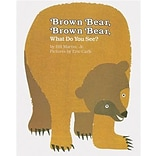Henry Holt Brown Bear Classic Childrens Books By Bill Martin Jr., Grades P-Kindergarten