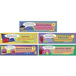 Edupress Punctuation Mini Bulletin Board Set