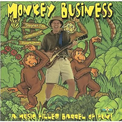 Stephen Fite CDs, Monkey Business