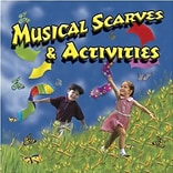 Kimbo Musical Scarves & Activities CD