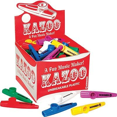 Hohner Instruments, Kazoo Classpack