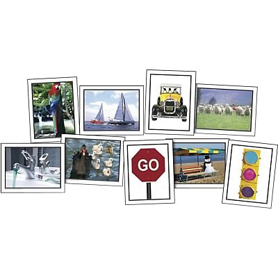 Key Education Photographic Language Development Cards, Whats Wrong