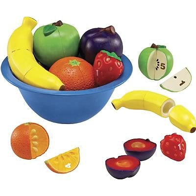 Learning Resources® Smart Snacks® Counting Fun Fruit Bowl