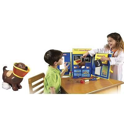 Learning Resources® Pretend & Play® Sets, Animal Hospital