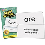 Lvl 1 Sight Words Skill Drill Flash Cards