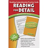 Edupress Reading Detail Comprehension Card