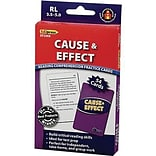 Edupress™ Cause & Effect Cards Lvl 3.5-5.0