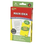 Edupress™ Main Idea Cards Level 5.0-6.5
