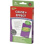 Cause & Effect Reading Comprehension Cards