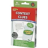 Edupress™ Context Clues Cards Level 5.0-6.5