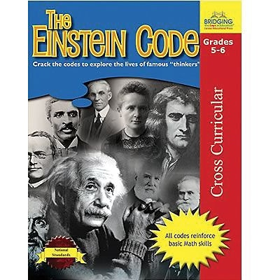 Milliken Reading Comprehension Books, The Einstein Code