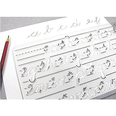School-Rite® Handwriting Instruction Guides, Lowercase Cursive