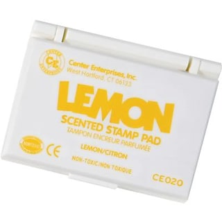Lemon/Yellow Scented Stamp Pad/Refill