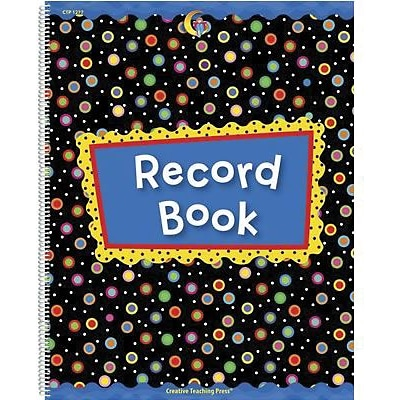 teacher record books creative teaching press poppin patterns