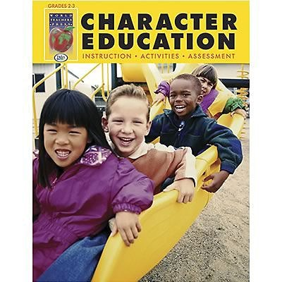 Didax Character Education Books, Grade 2-4