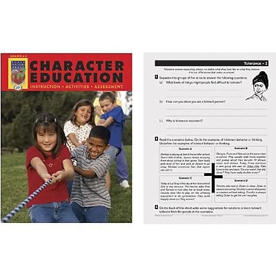 Didax Character Education Books, Grade 4-5