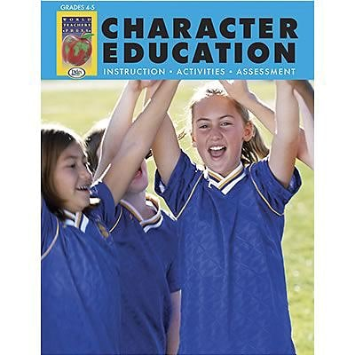 Didax Character Education Books, Grade 6-8