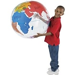 Learning Resources Labeling Inflatable Globe