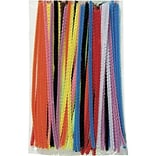 Chenille Kraft® Assorted Chenille Stems