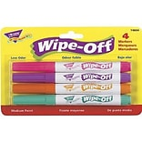 Trend® Wipe-Off® Markers, Bright Colors