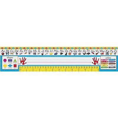 Trend® Desk Toppers® pre-kindergarten - 2nd Grades Name Plate, Modern