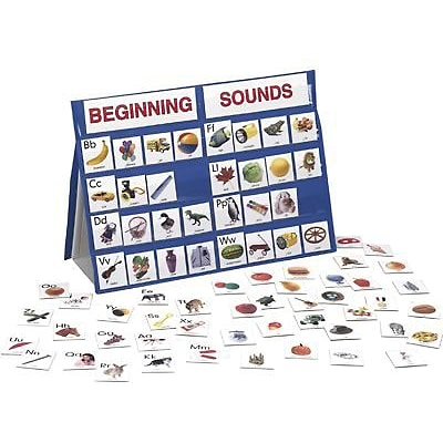 Smethport™ Specialty Tabletop Pocket Charts, Beginning Sounds