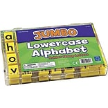 Lowercase Letters Jumbo Stamp