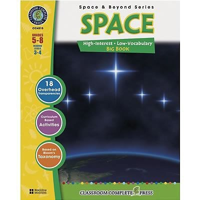 Planetary Science, Classroom Complete Space Big Book