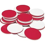 Counting & Sorting, Learning Resources® Two Color Counting Chips Red and White