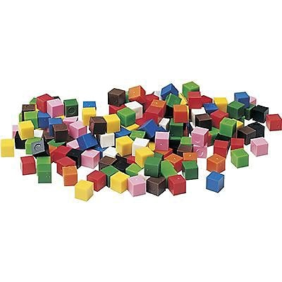 Learning Resources® Measurement Tools, Centimeter Cubes, 500/St
