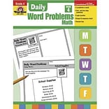 Evan-Moor® Daily Word Problems; Grade 4