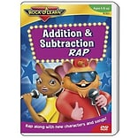 Rock N Learn® DVD Programs, Addition & Subtraction Rap