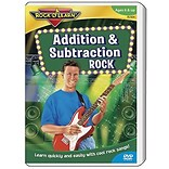 Addition & Subtraction Rock DVD Programs