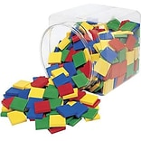 Learning Resources® Square Color Tiles