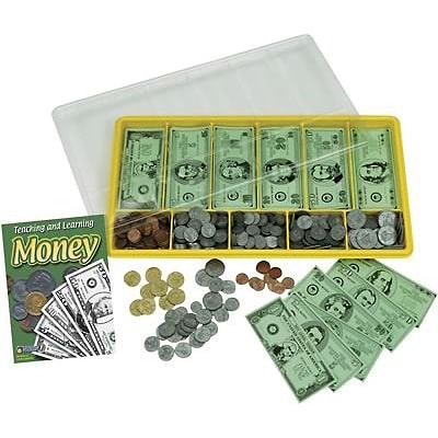 Money, Learning Resources® Giant Classroom Money Kit