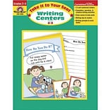 Evan-Moor® Writing Centers For Grade 2-3