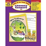 Evan-Moor® Literacy Centers For Grade 1-3