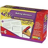 Hot Dots® Reading Comprehension Kits Set 6